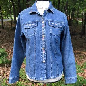 Pendleton Denim Jacket